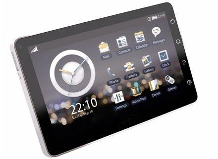 Olive Pad, tablet PC cu telefon