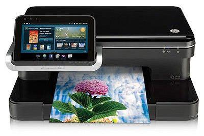Imprimanta HP cu tableta Android