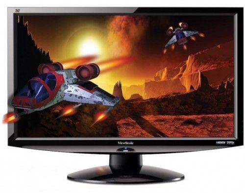 ViewSonic lanseaza un nou monitor 3D