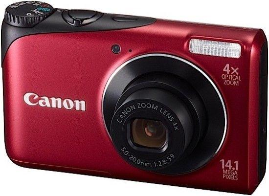 Cinci noi compacte Canon
