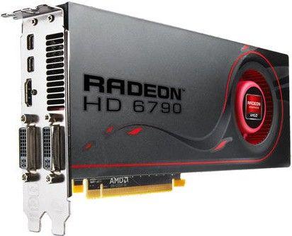 AMD lanseaza Radeon HD 6790