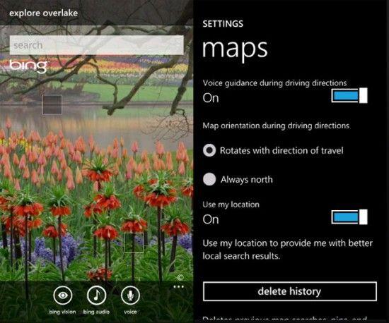 Navigatie gratuita pe WinMo7