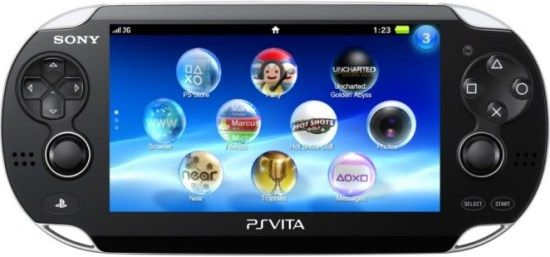 PlayStation Vita la inceput de drum