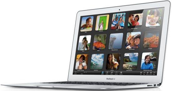 MacBook Air la generatia a patra