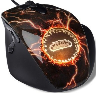 SteelSeries WoW Legendary mouse