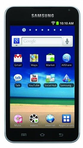 Samsung Galaxy Player 4.0 si 5.0