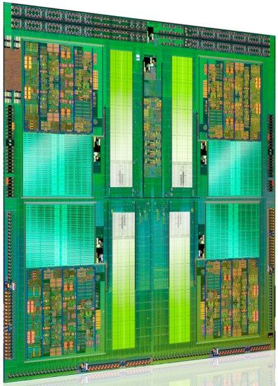 AMD lanseaza arhitectura Bulldozer