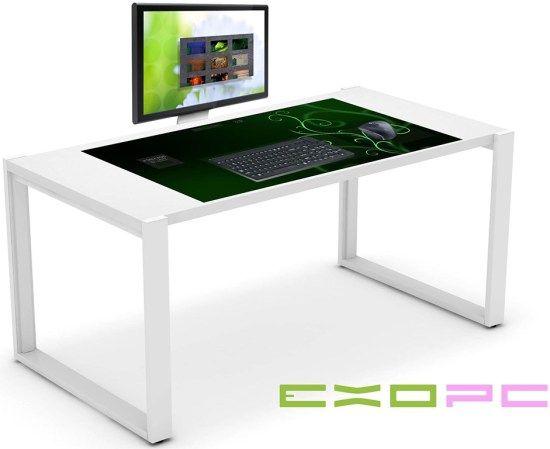 EXOdesk, desktop-ul viitorului