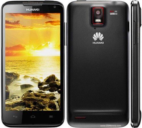 MWC: Huawei Ascend D Quad