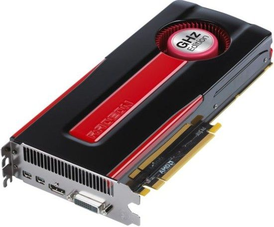 AMD Radeon HD 7870 si HD 7850