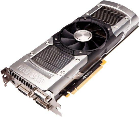 nVidia lanseaza GeForce GTX 690