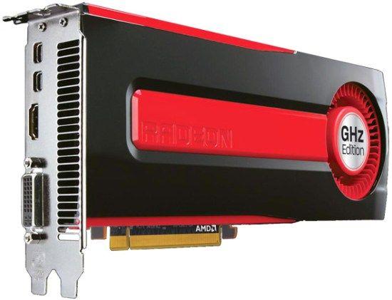 AMD lanseaza HD 7970 GHz Edition