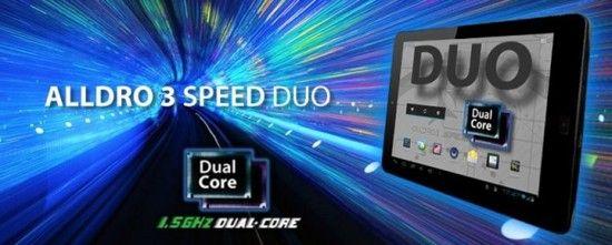 Allview lanseaza Alldro 3 Speed Duo