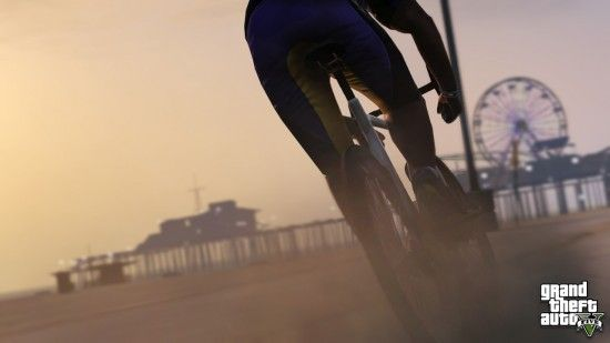 Grand Theft Auto V: Screenshots