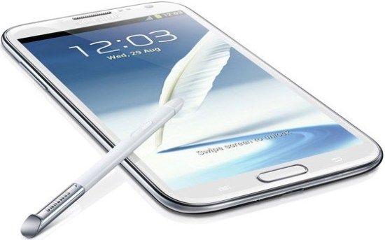 IFA 2012: Samsung Galaxy Note II