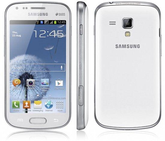 Samsung Galaxy S Duos anuntat