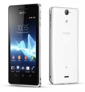 IFA 2012: Sony Xperia V