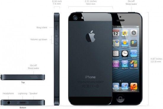 Apple iPhone 5 lansat oficial