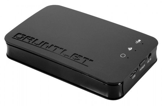 HDD extern wireless: Gauntlet 320