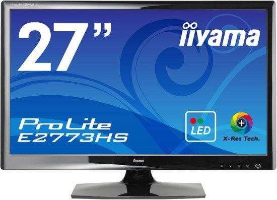 Doua noi LCD-uri Iiyama ProLite