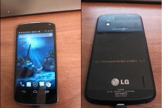 LG Nexus vine pe 29 octombrie