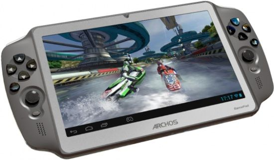 Archos are tableta gaming