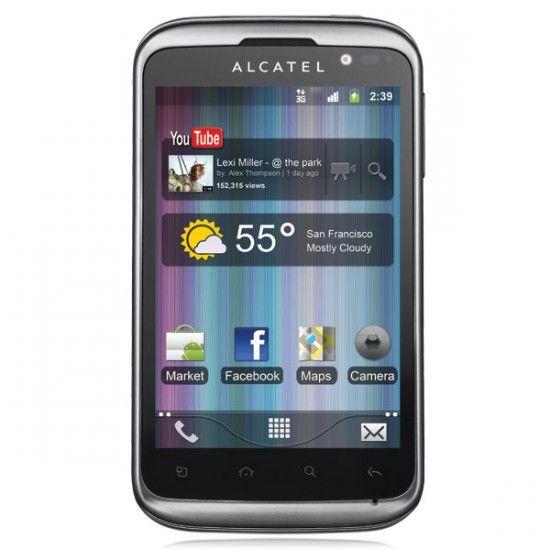 Alcatel OT 991 review