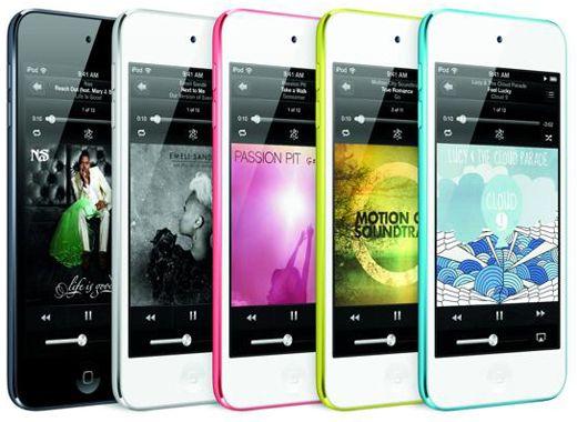 iPhone 5S vine in iunie, in culori