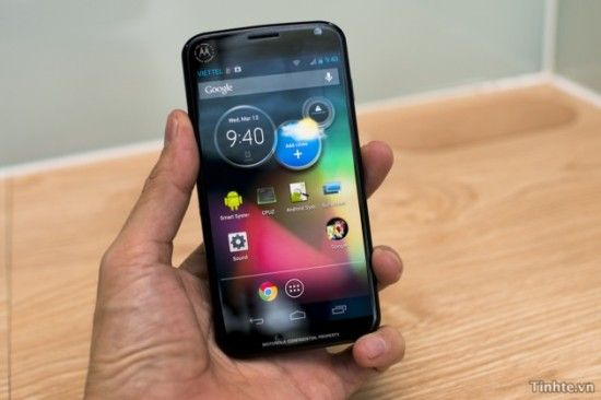 Smartphone Motorola 630x420 550x366 Imagini neoficiale cu un telefon Motorola
