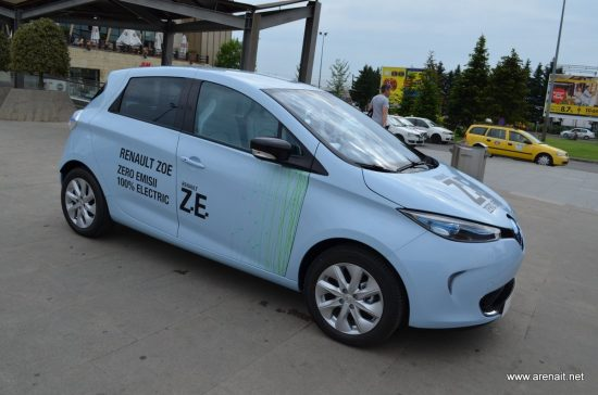 Renault Zoe Review - 5