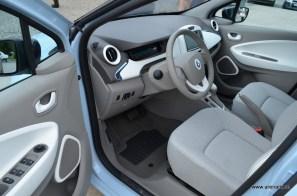 Renault Zoe - Interior - 7