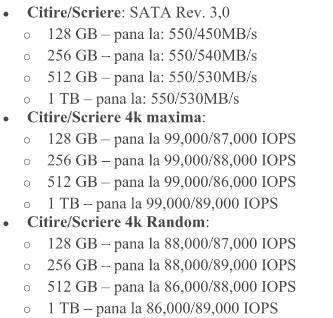 TESTE SSD