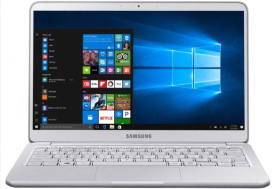 Samsung Notebook 9 - laptop-uri noi
