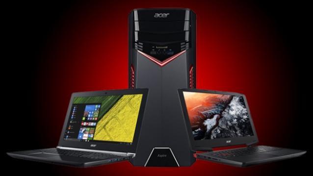 Acer a anuntat 3 dispozitive de gaming: Aspire VX, V Nitro si seria GX