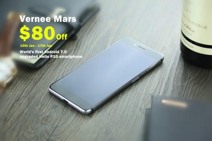 Vernee Mars - unul dintre cele mai aratoase si performante telefoane chinezesti la reducere
