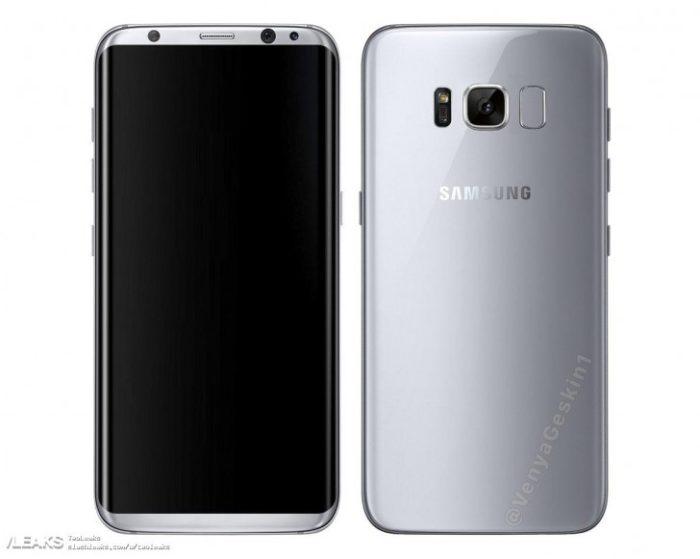 Samsung Galaxy S8 - 6GB RAM si 128GB stocare