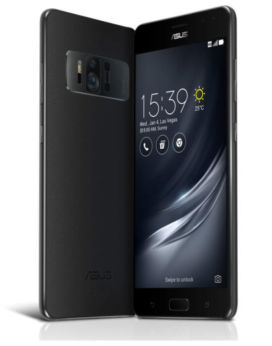 ASUS a prezentat Zenfone Zoom si Zenfone AR - telefoane cu camere duale, Daydream, Tango si efecte AR