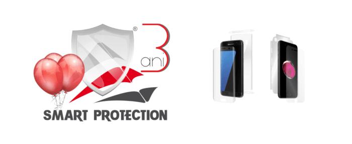 Smart Protection implineste 3 ani, sarbatoreste cu reduceri + CONCURS