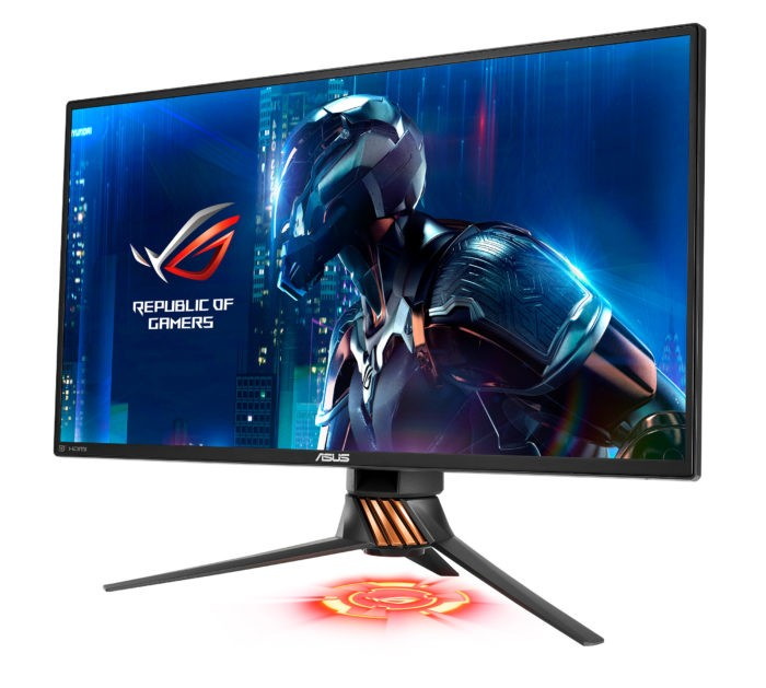 ASUS a lansat monitorul de gaming cu 240Hz PG258Q