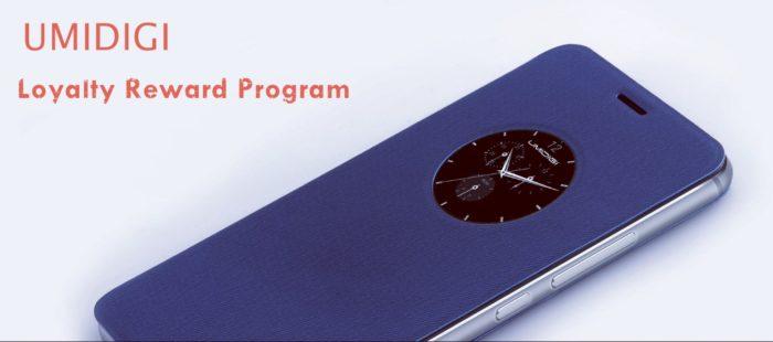 UMIDIGI anunță un nou program de loializare pentru utilizatorii de UMi Z (P)