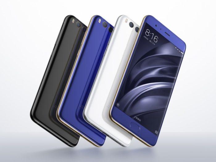 Xiaomi Mi6 - Snapdragon 835 si dual camera pentru doar 360 de dolari