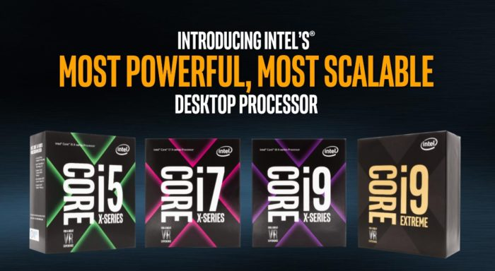 Intel Core i9 - 18 core-uri si 36 thread-uri pentru gameri la 2000 de dolari
