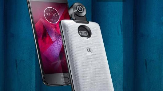 Motorola Moto Z2 Force anunțat oficial - specificații, disponibilitate și preț