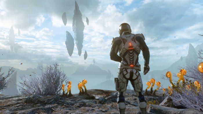 Mass Effect Andromeda disponibil de astăzi în regim free trial pentru PC, PS4 și Xbox One