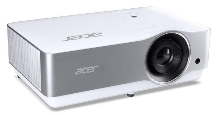 Acer a lansat doua proiectoare noi pentru uz personal si spatii mari