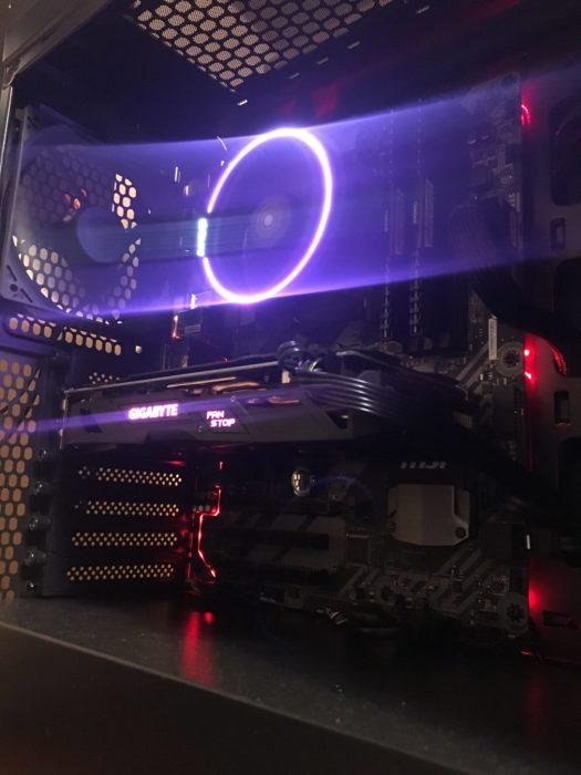 Review sistem Gaming Red Golem v4 by PC Garage
