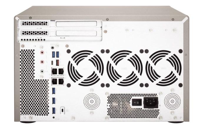 Primul NAS din lume cu procesor AMD Ryzen