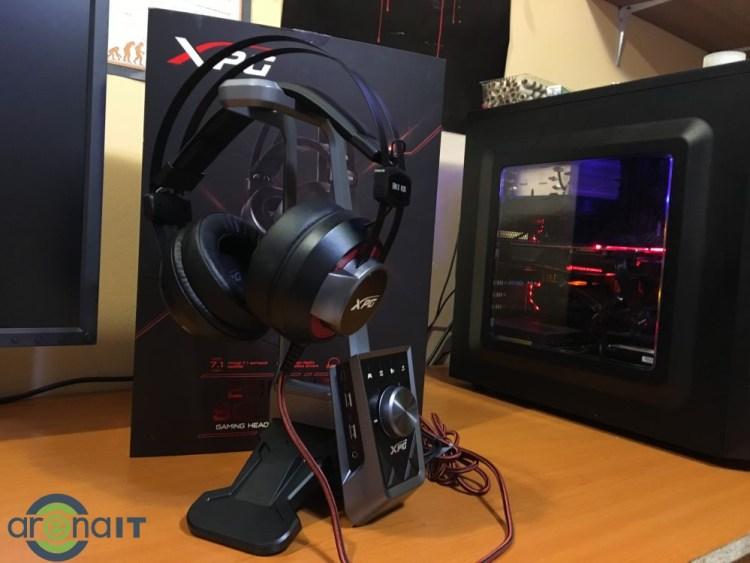 Review casti de gaming ADATA EMIX H30 - best buy