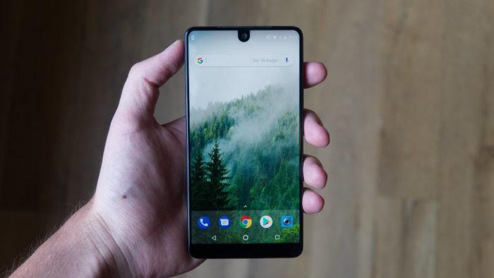Essential Phone s-a vândut într-un număr de doar 50.000 unități