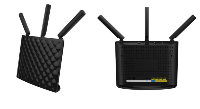 Tenda AC 15 review: un router gigabit, dual-band, foarte bun